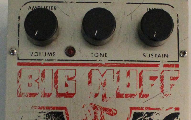 Electro Harmonix Big Muff