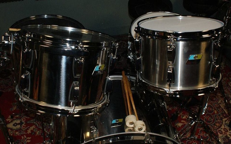 Ludwig Stainless Steel