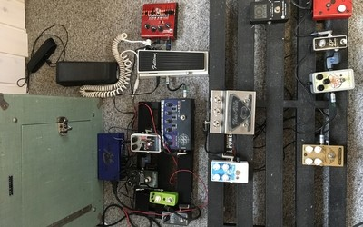 Pedaltrain Big board + Metro