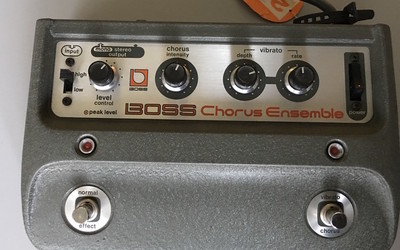 Roland Boss CE-1 Chorus Ensemble Effe