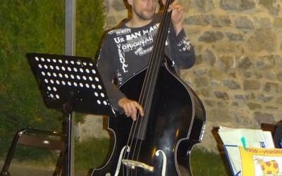 Thomann Rockabilly double Bass