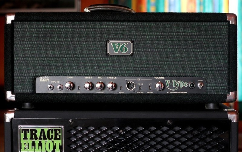 Trace Elliot V-Type V6